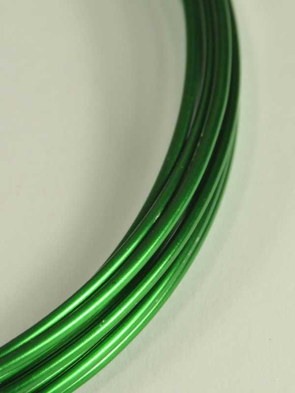 materiaal-voor-bloemschikken-aluminiumdraad-groen