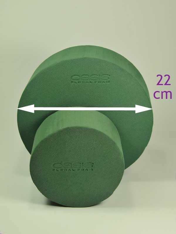Steekschuim taart 22 cm