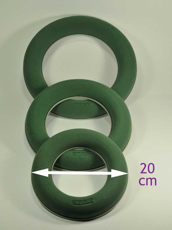 Steekschuim ring 20cm