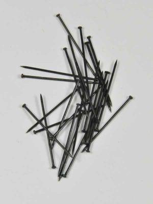 materialen voor hobby of bloemschikken steek-naald zwart