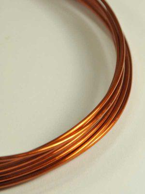 bloemschik-materialen-aluminiumdraad-oranje