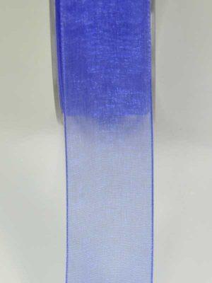 materiaal-voor-bloemschikken-lint-organza-blauw