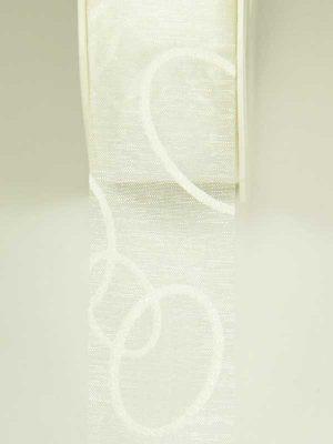 materiaal-voor-bloemschikken-trouwlint wit