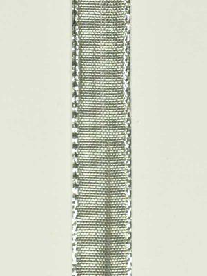 materiaal-voor-bloemschikken-lint-zilver