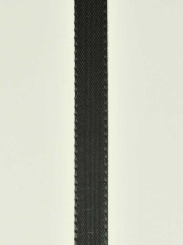 decoratielint 10 mm zwart