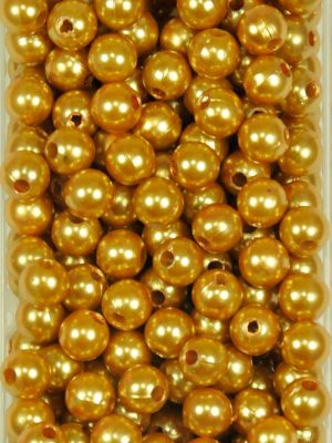 rijgkraal-goud-8-mm-bloemschikmateriaal