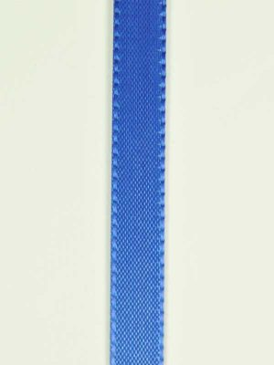 Decoratielint blauw 10 mm