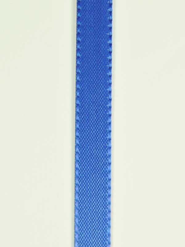 Decoratielint blauw 10 mm