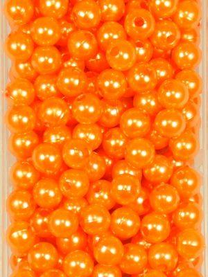 rijgkraal-oranje-8-mm-bloemschikmateriaal