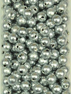 rijgparel-zilver-mat-8-mm-bloemschikmateriaal