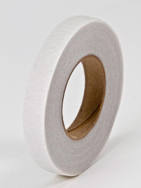 bloementape papier wit
