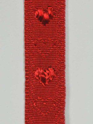 Rood lint voor Valentijn of moederdag