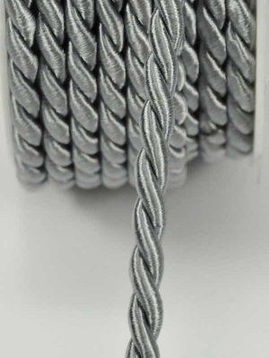 Decoratie-koord zilver