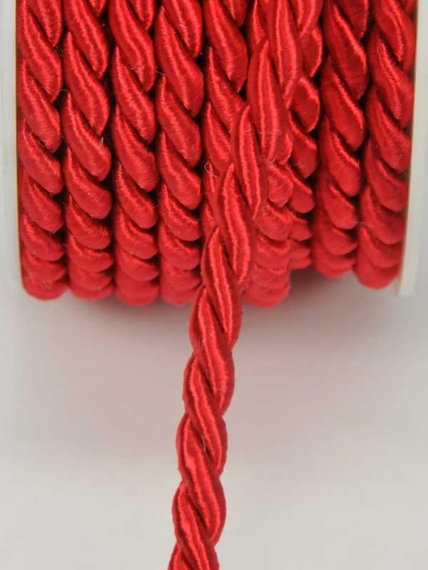 Decoratie-koord rood