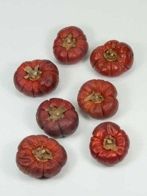 Decoratiemateriaal: Solanum - mini pompoen