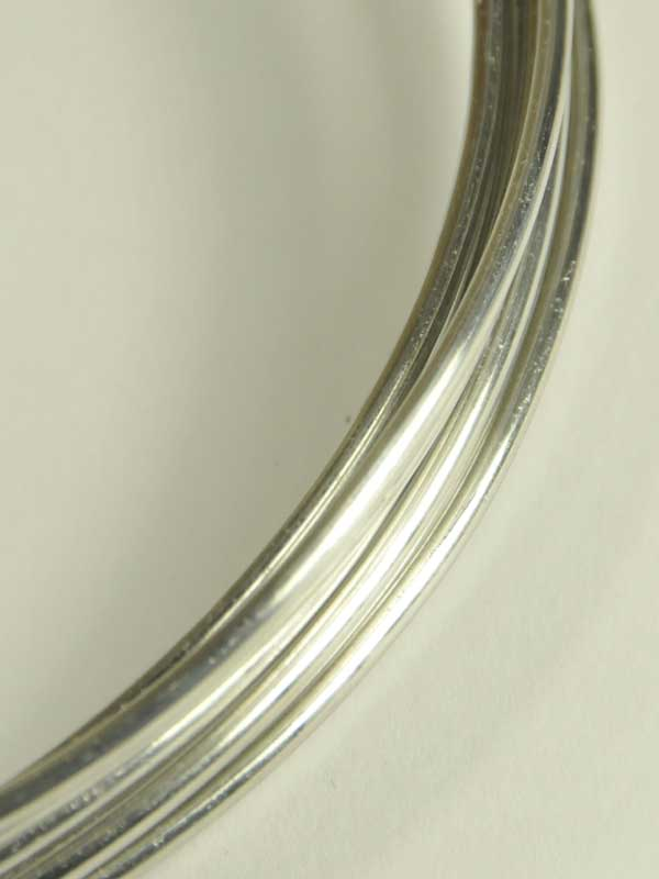aluminiumdraad zilver 12 meter