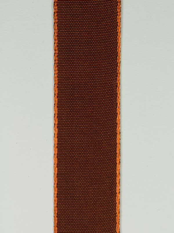 lint mokkabruin 25 mm breed