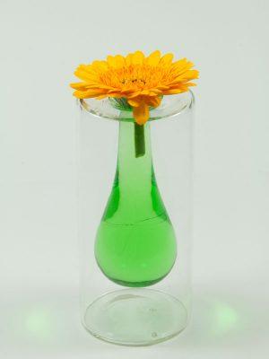 Double vase druppel - Serax - per stuk-2141