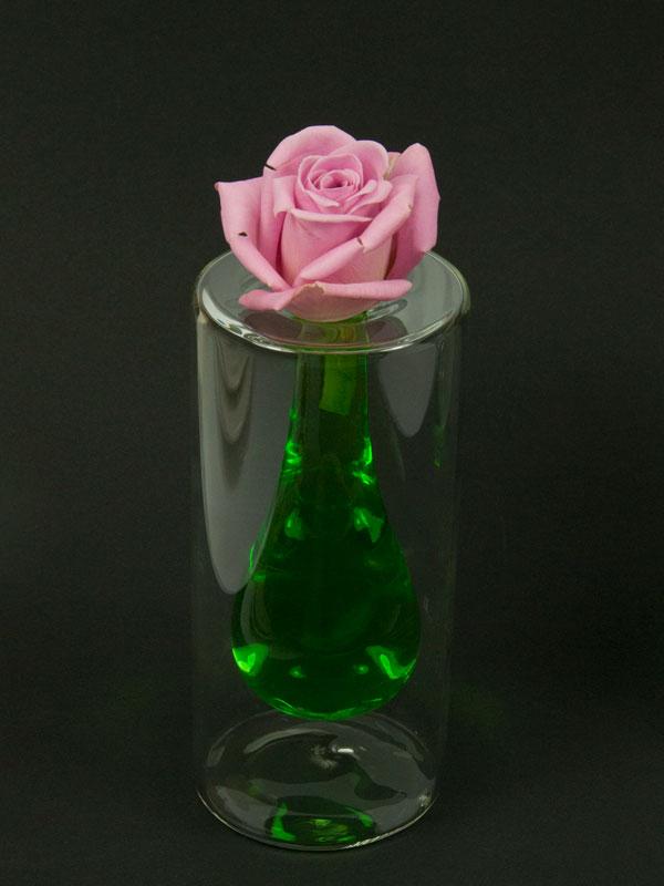 Double vase druppel - Serax - per stuk-2142