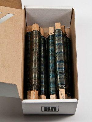 binddraad gegloeid, doos met 10 stuks