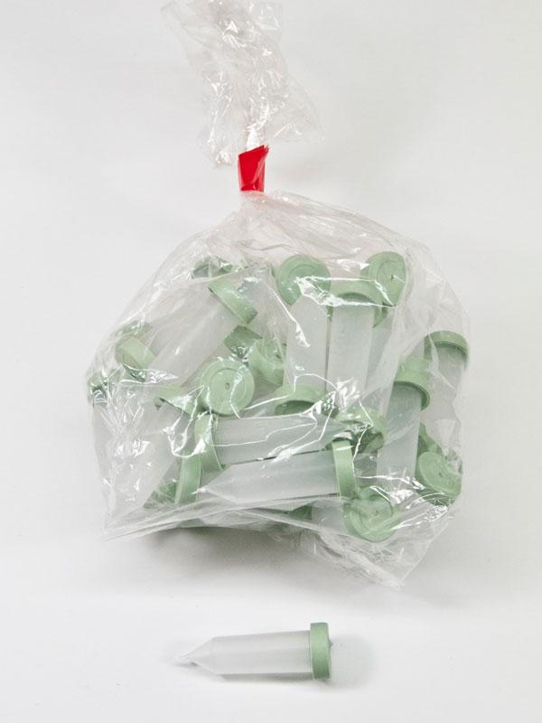 anthuriumbuisje 4 cc, 50 stuks