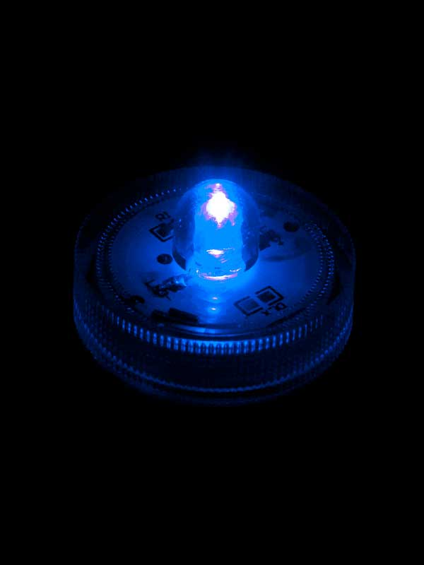 onderwater led blauw