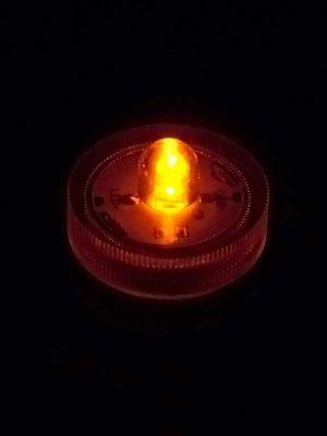 onderwater led oranje