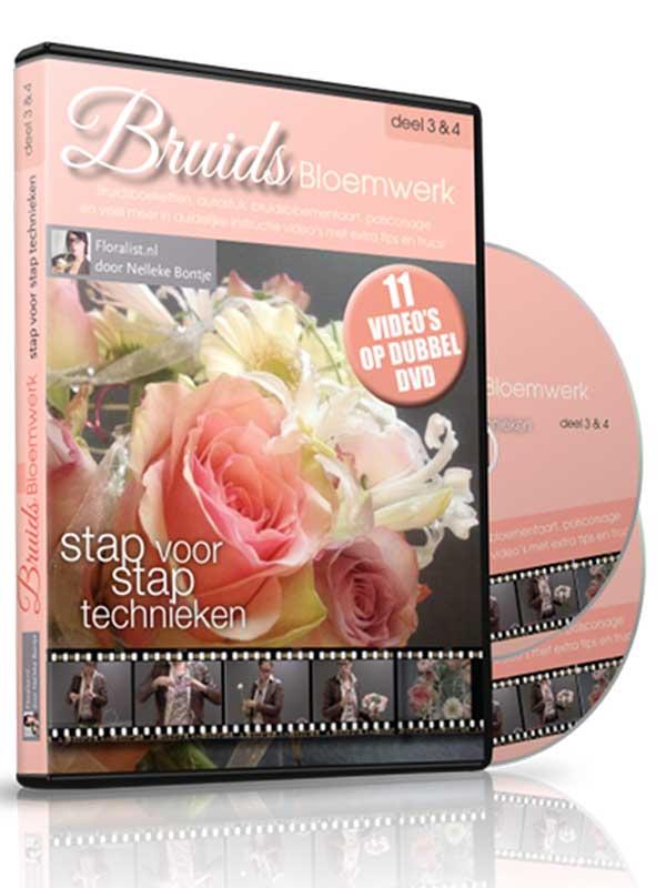Bruidsbloemwerk zelf maken stap voor stap technieken