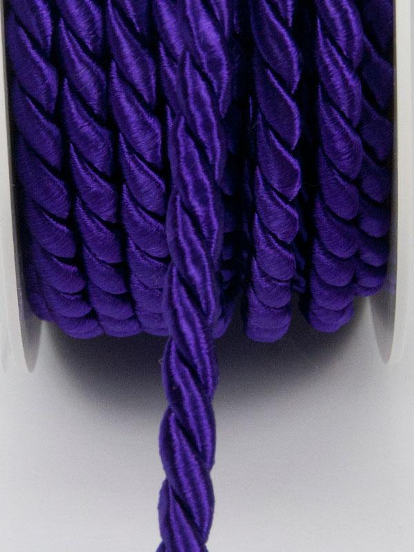 Decoratiekoord paars