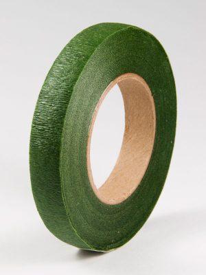 bloementape groen smal