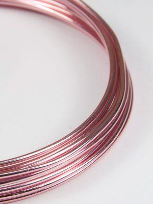 materiaal-voor-bloemschikken-aluminiumdraad-baby-roze