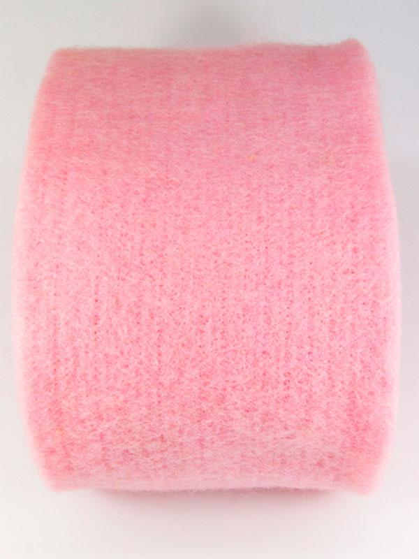 roze vilt breed