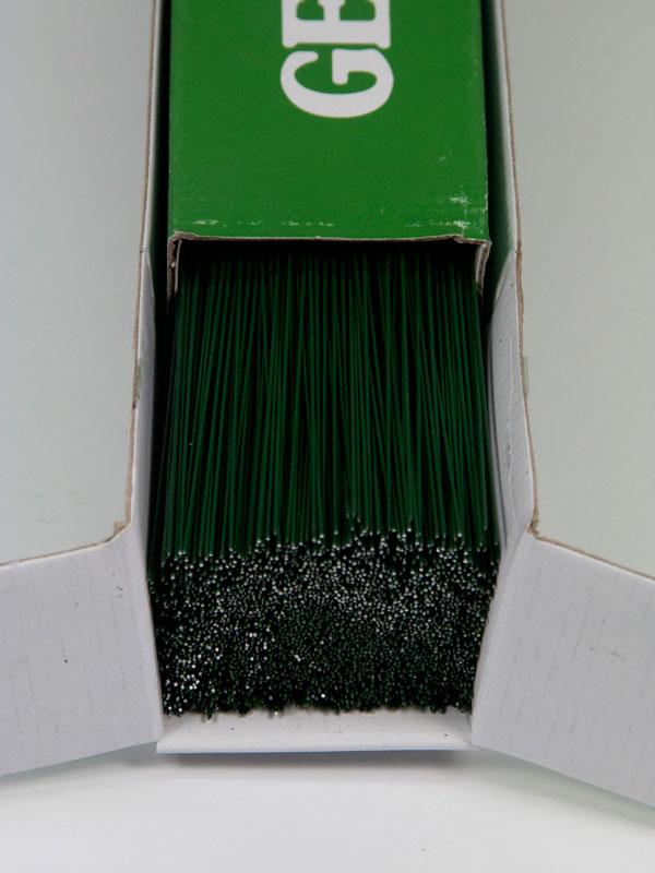anjerdraad dun = gelakt bloemendraad 0,6mm