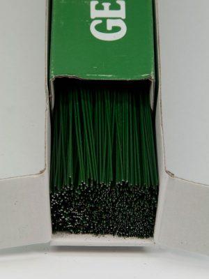 steekdraad = gelakt bloemendraad 0,9 mm