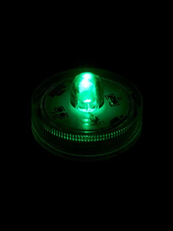 onderwater led groen