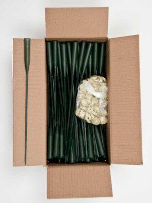 steekbuis 30 cm afbreekbaar doos