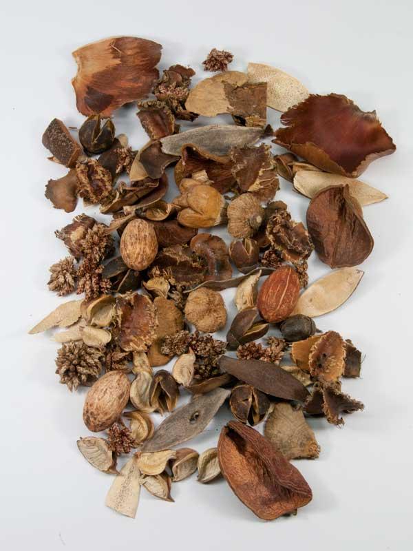 droogmaterialen voor decoratie potpourri