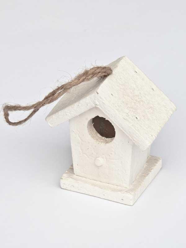 vogelhuisje voor decoratie