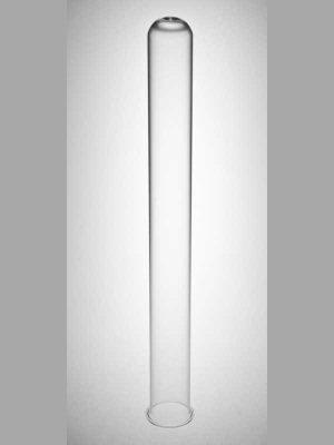 glazen buisje 18 cm