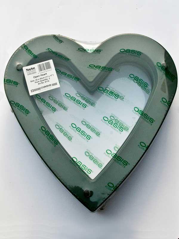oasis steekschuim hart 43 cm