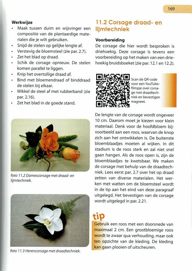 Handboek bloemschikken pag 169