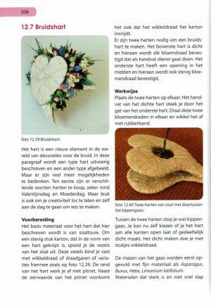 Handboek bloemschikken pag 208