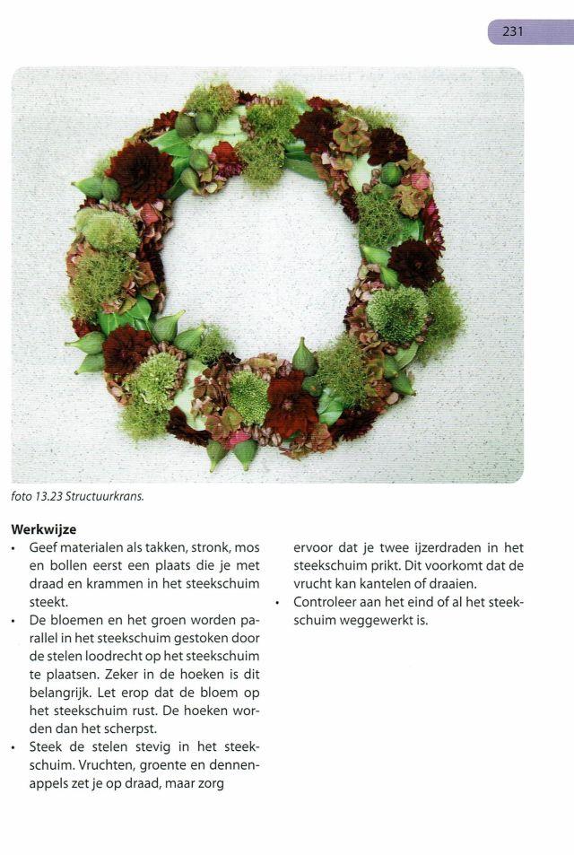 Handboek bloemschikken pag 231
