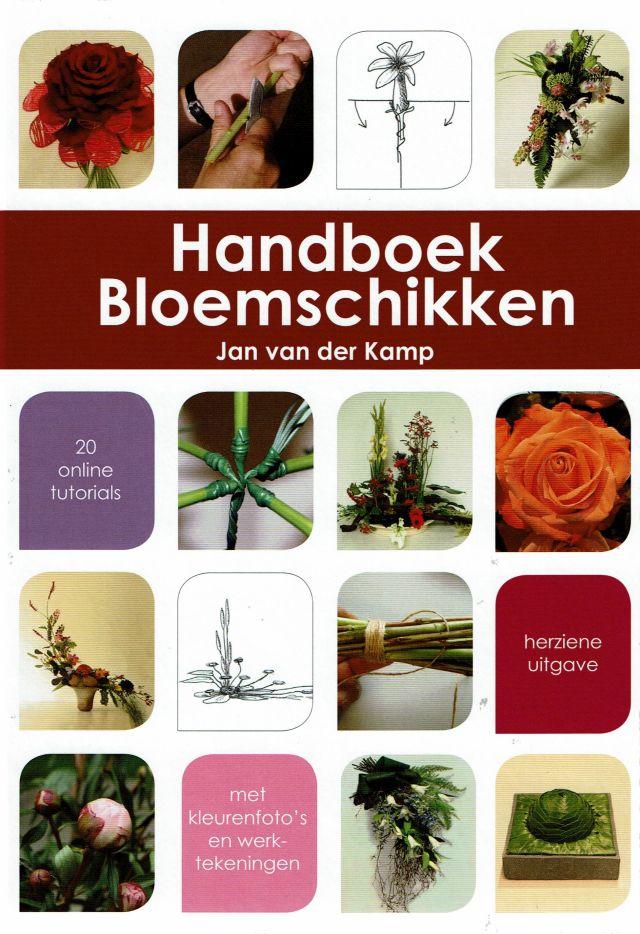 Handboek bloemschikken voorpagina