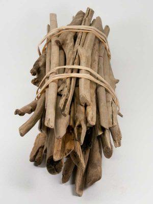 drijfhout takken, bundel van 1 kg