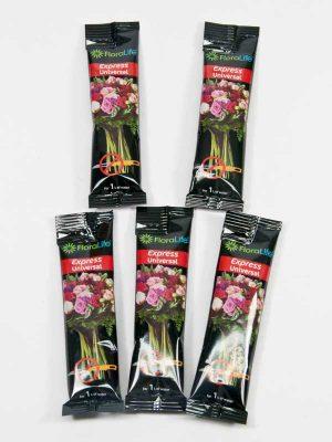 bloemenvoedsel 5 zakjes voor elk 1 liter