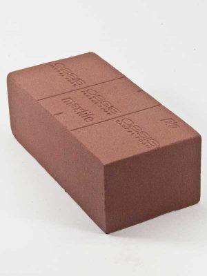 Blok biologisch afbreekbaar steekschuim