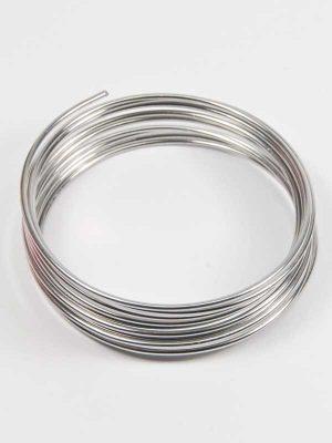 aluminiumdraad zilverkleur