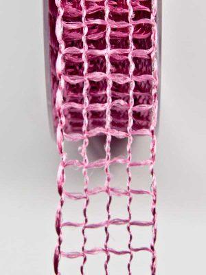 lint oud-roze opengewerkt