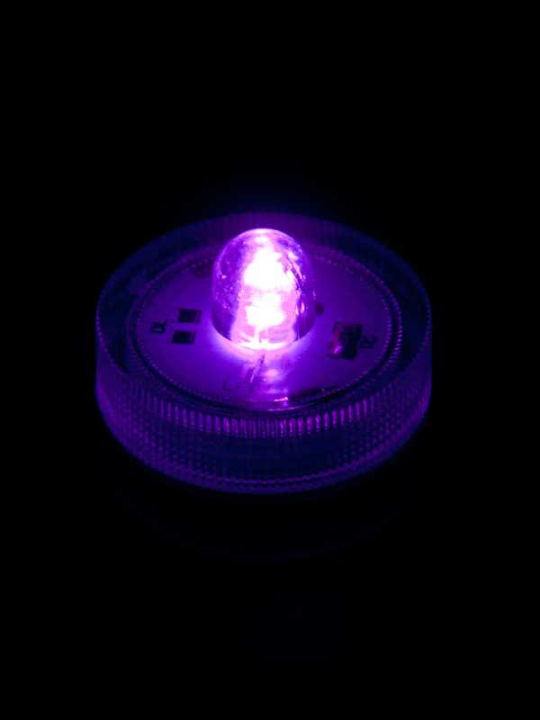 onderwater led paars